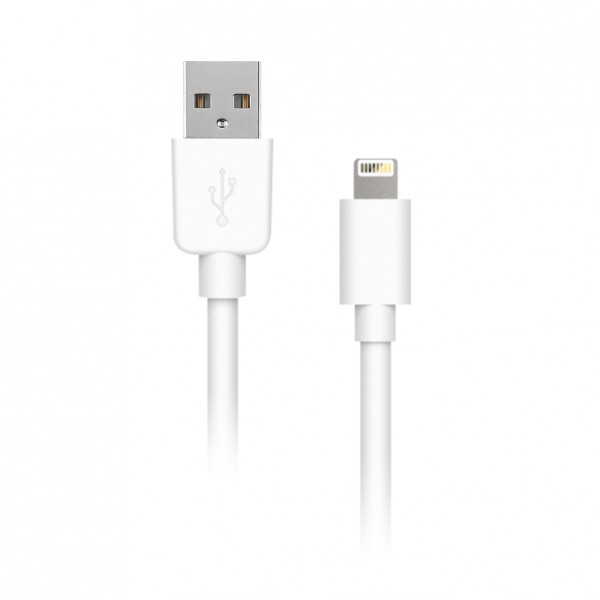 Artwizz Long Lightning Cable - Weiss (3m)