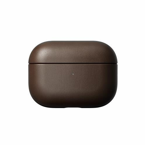 Nomad Airpods Pro Leder Case - Rustic Brown (Braun)