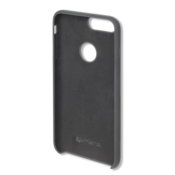4smarts Liquid Silikon Case CUPERTINO für Apple iPhone 7 - Grau
