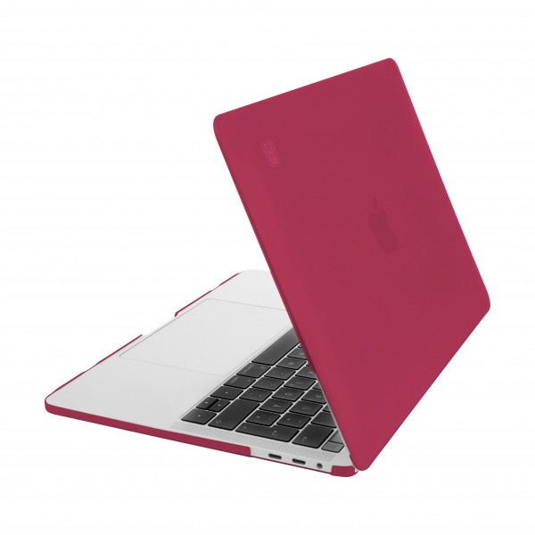 Artwizz Rubber Clip für Apple MacBook Pro 13 (2016) - berry