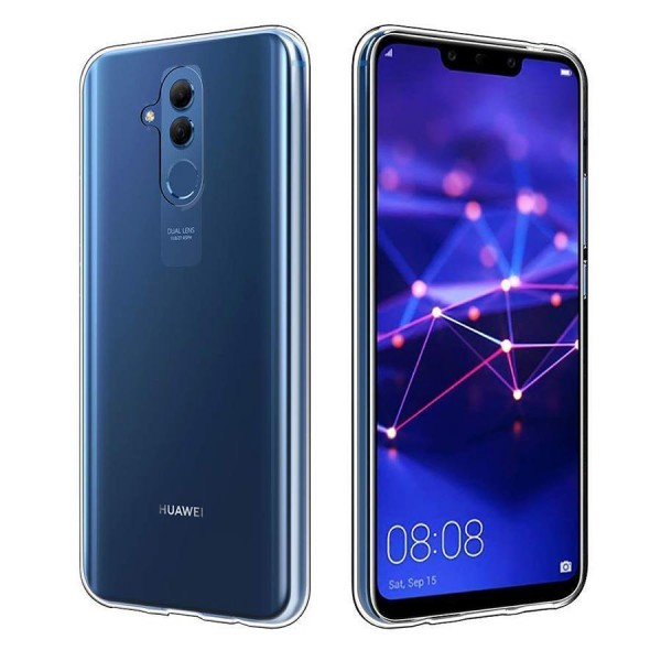 Cyoo Silicon Case ultra-dünn für Huawei Mate 20 Lite - Transparent