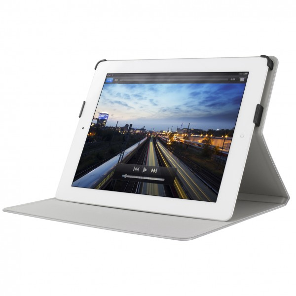 Artwizz SeeJacket Folio für iPad 2, iPad (3rd gen.) & iPad with Retina display (4th gen.) - Silber