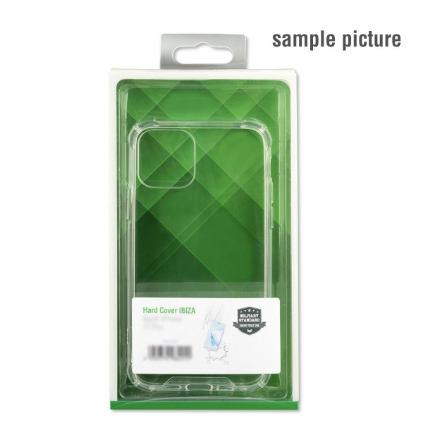 "4smarts Hard Cover IBIZA für Apple iPhone 12 Pro / 12 (6.1"") - Transparent"