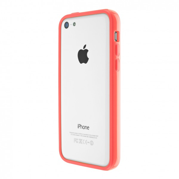 Artwizz Bumper für iPhone 5c, pink