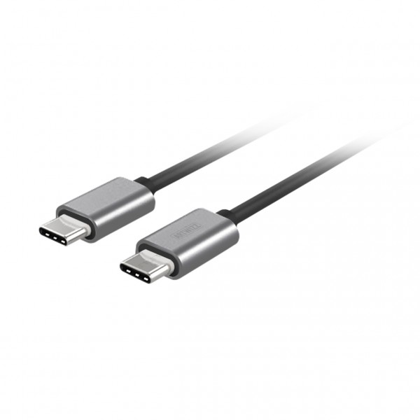 Artwizz USB-C Kabel auf USB-C male - Titan (2m)