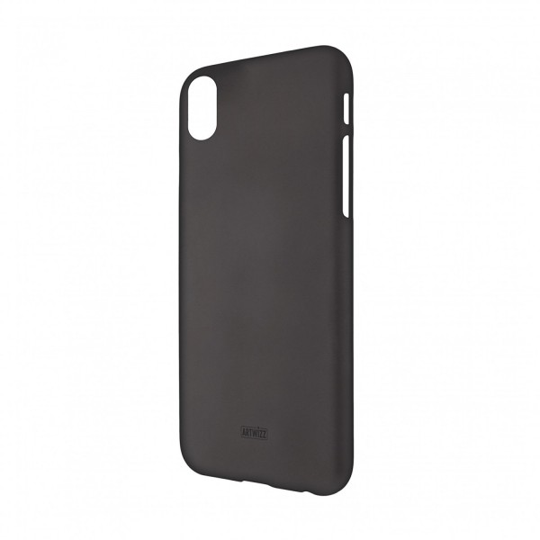 Artwizz Rubber Clip für Apple iPhone X/Xs - Schwarz