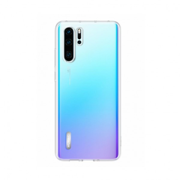 Huawei Protective Case für Huawei P30 Pro - Transparent