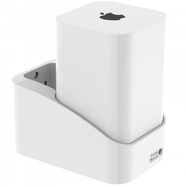 Innovelis TotalMount Deluxe Mounting Frame Halterung für Apple Airport Extreme, Airport Time Capsule