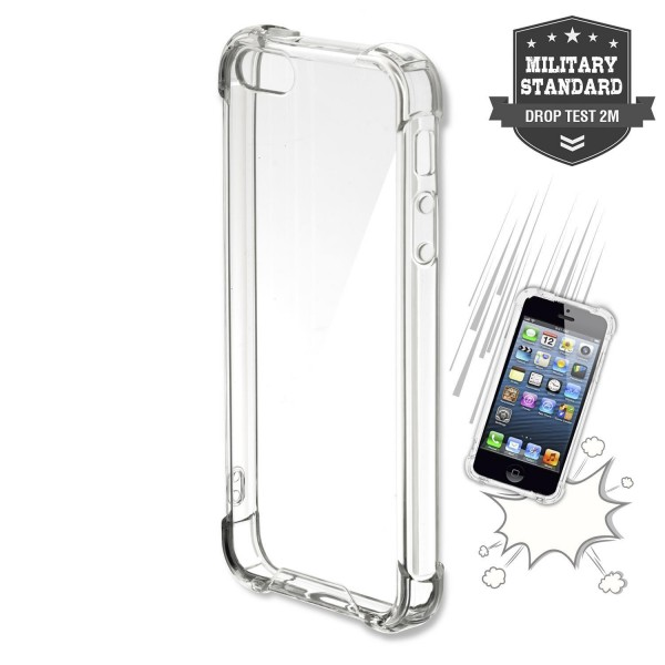 4smarts Hard Cover IBIZA für Apple iPhone SE / 5s / 5 - Transparent