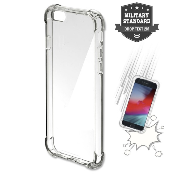 4smarts Hard Cover IBIZA für Apple iPhone 8 / 7 / SE (2020) - Transparent