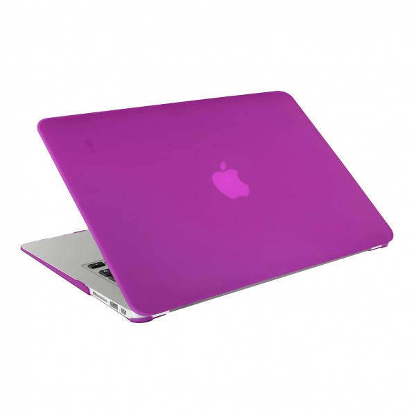 Artwizz Rubber Clip für Apple MacBook Air 13 - Lila