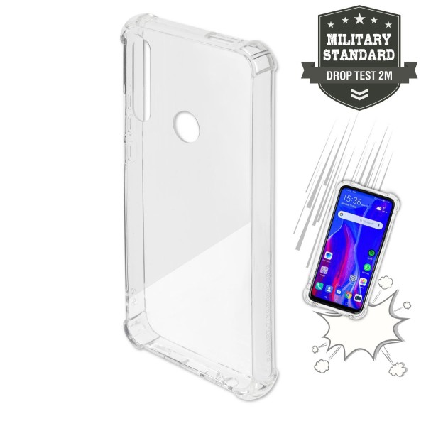 4smarts Hard Cover IBIZA für Huawei P Smart Z - Transparent
