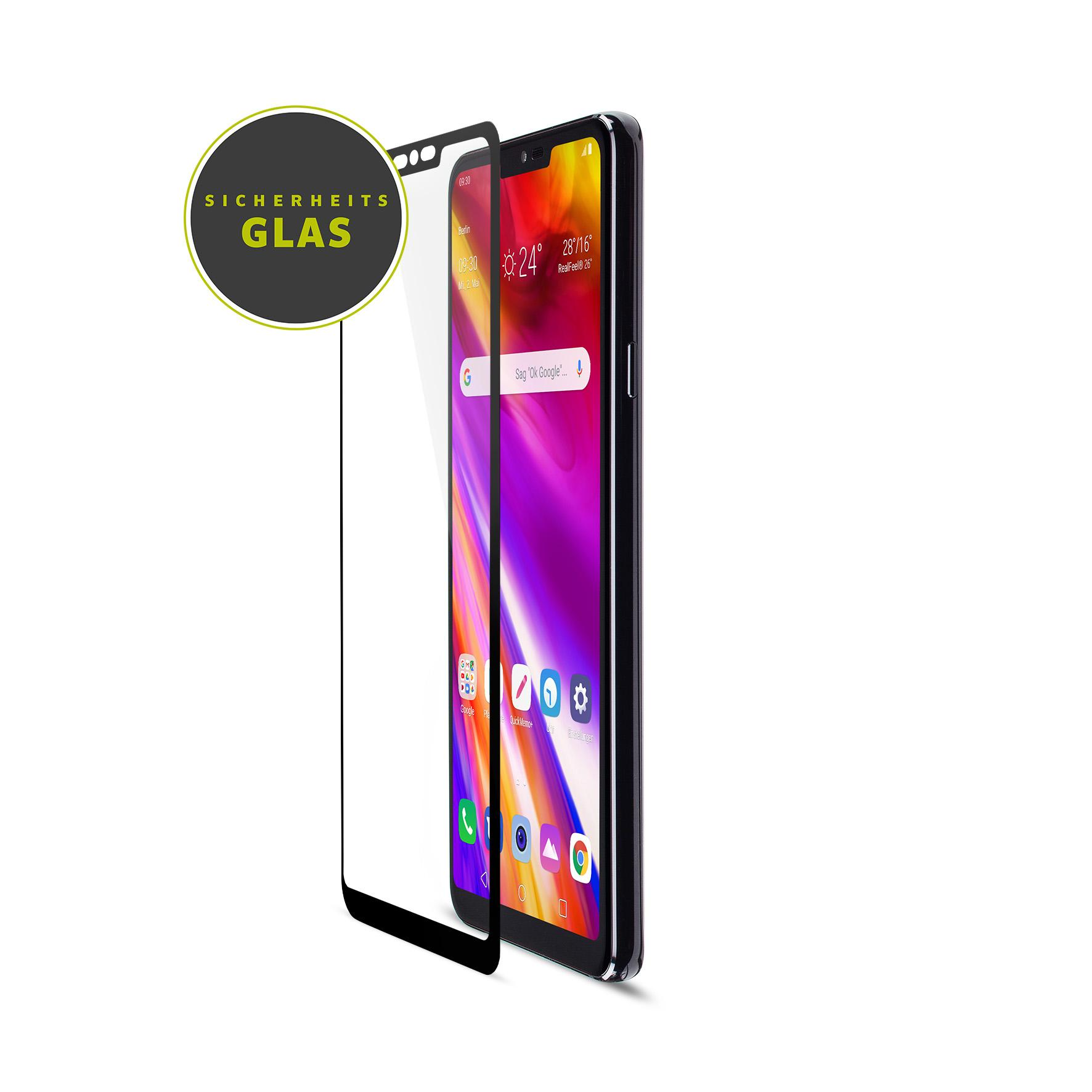 Artwizz CurvedDisplay Glass Protection für LG G7 ThinQ G7 ThinQ LG Handy Zubehör