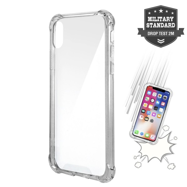 4smarts Hard Cover IBIZA für Apple iPhone XR - Transparent