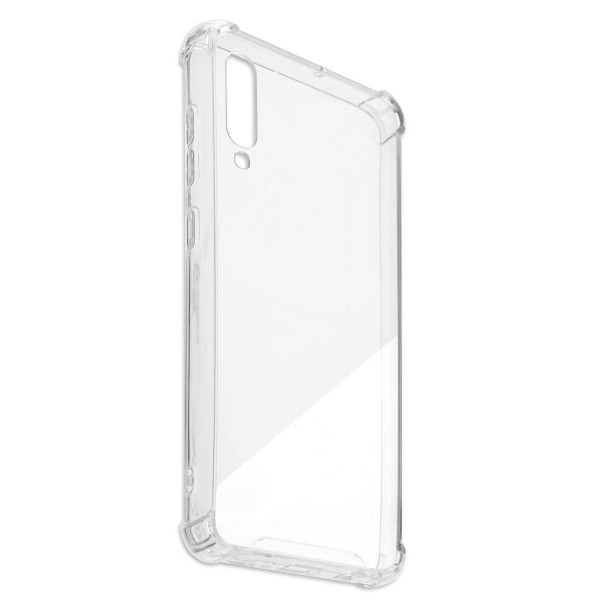 4smarts Hard Cover IBIZA für Samsung Galaxy A70 - Transparent