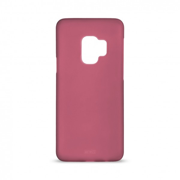 Artwizz Rubber Clip für Samsung Galaxy S9 - Berry