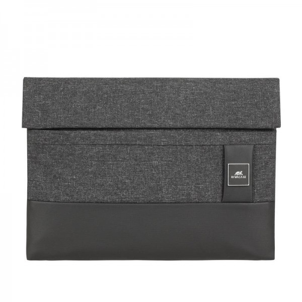 "RivaCase Lantau 8803 Mélange Sleeve für MacBook, Ultrabook, Laptop 13.3"" Schwarz"