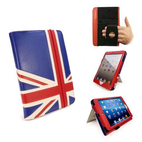 Tuff-Luv Embrace Plus für Apple iPad Mini - Union Jack