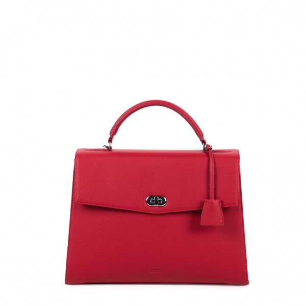 "Socha Audrey Cherry Red Business Bag Tasche Laptops 13,3"" - Rot"