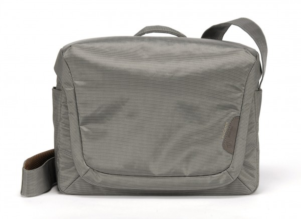 Tucano Expanded Work_Out Messenger Tasche für Notebooks, MacBook Pro 15.4 Zoll - Grau