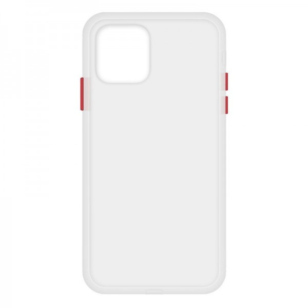 4-OK Matte Cover für Apple iPhone 11 Pro - Transluzent