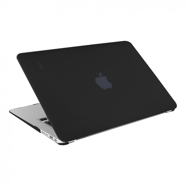 Artwizz Rubber Clip für Apple MacBook Air 11 - Schwarz