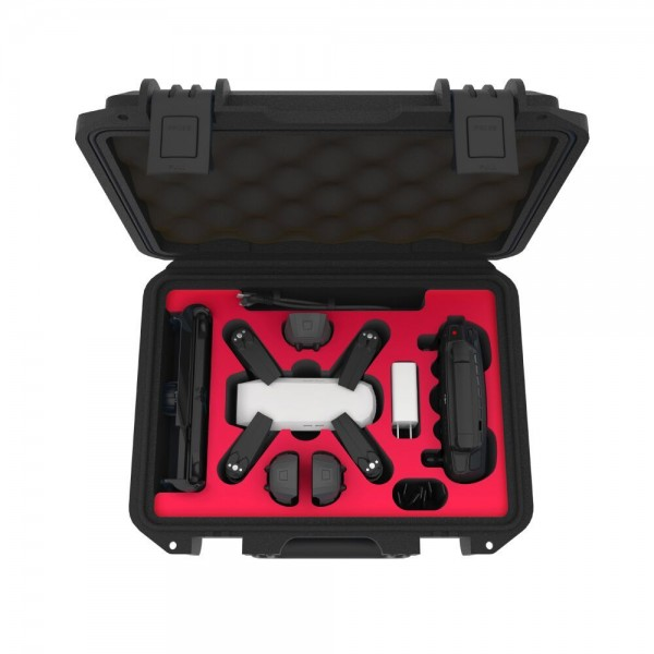 Adam Elements FLEET WCC901S Waterproof Carrying Case 9 in 1 für DJI SPARK Combo - Schwarz