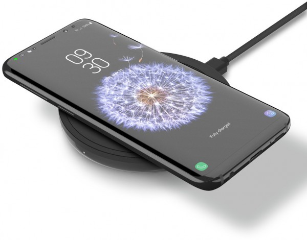 Belkin BOOST UP Wireless fast Charging QI Pad, universal - Schwarz