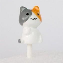 Sushimi Phone Cap waving Cat (006)