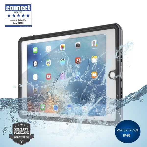 4smarts Rugged Case Active Pro STARK für Apple iPad Air 2 / iPad Pro 9.7