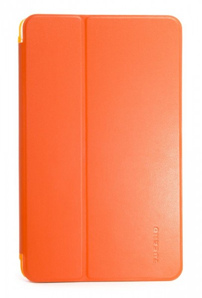 Tucano Trio Booklet Case für Samsung Galaxy Tab 4 8.0 in Orange
