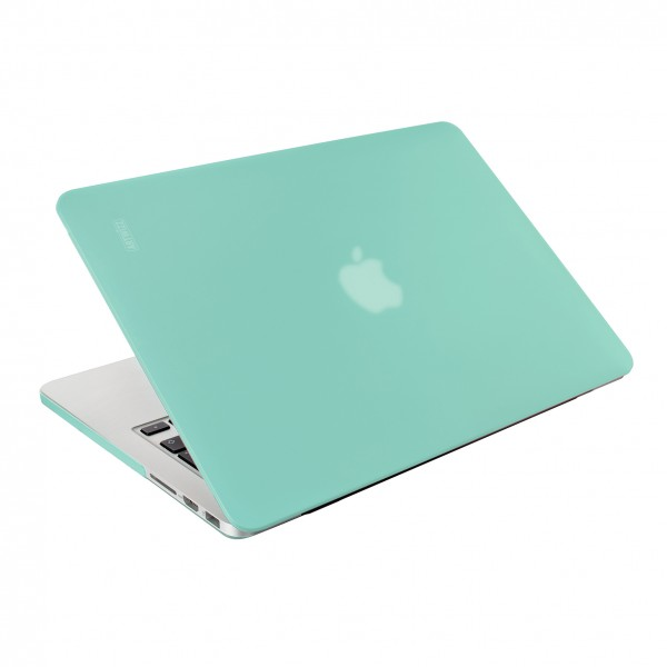 Artwizz Rubber Clip für Apple Macbook Pro mit Retina display 15 - Mint