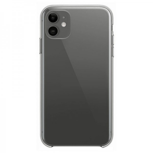 4-OK Ultra Slim 0.2 Case für Apple iPhone 11 - Transparent