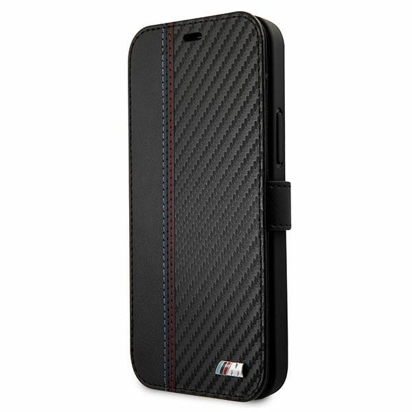BMW M Collection Book Cover Case Wallet für Apple iPhone 12/12 Pro (6.1)