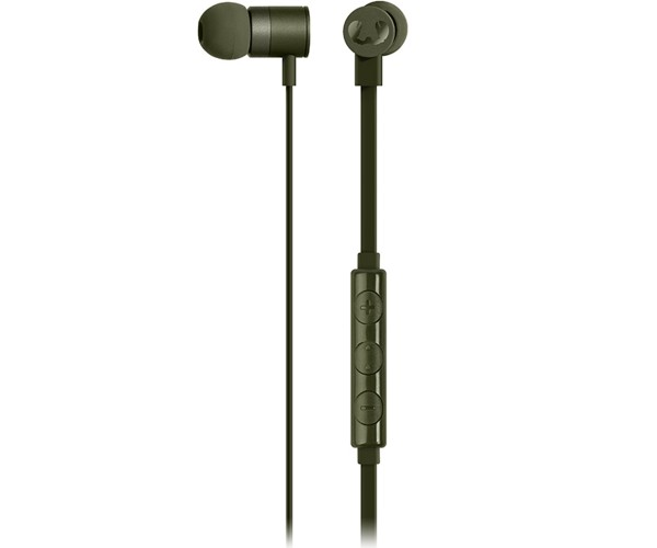 Fresh n Rebel Lace 2 In-Ear Headphones - Army