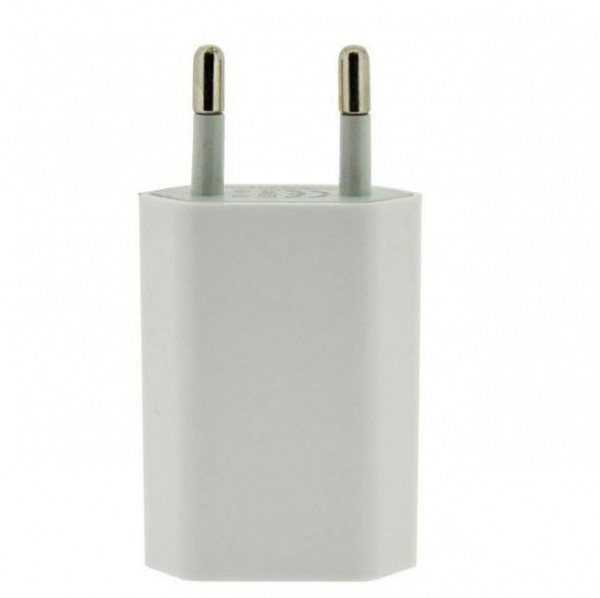 4-OK USB Home 1A in Weiss