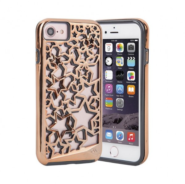 Case-Mate Tough Layers Case - Apple iPhone 8/7/6S - stars - CM034708
