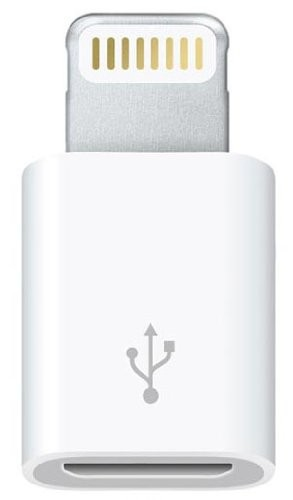 Apple Lightning Adapter auf Micro USB MD820Z