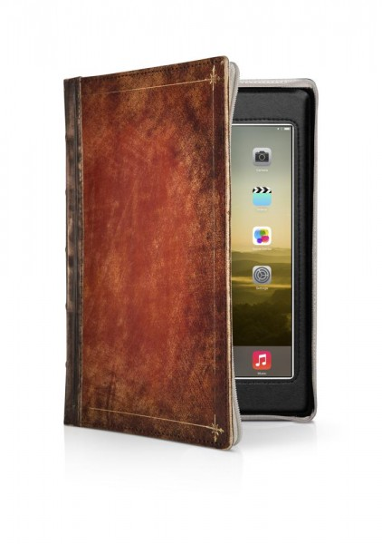 Twelve South Rutledge BookBook für Apple iPad Mini