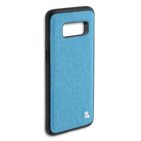 4smarts Hard Cover UltiMAG CAR-CASE für Samsung Galaxy S8 - Blau
