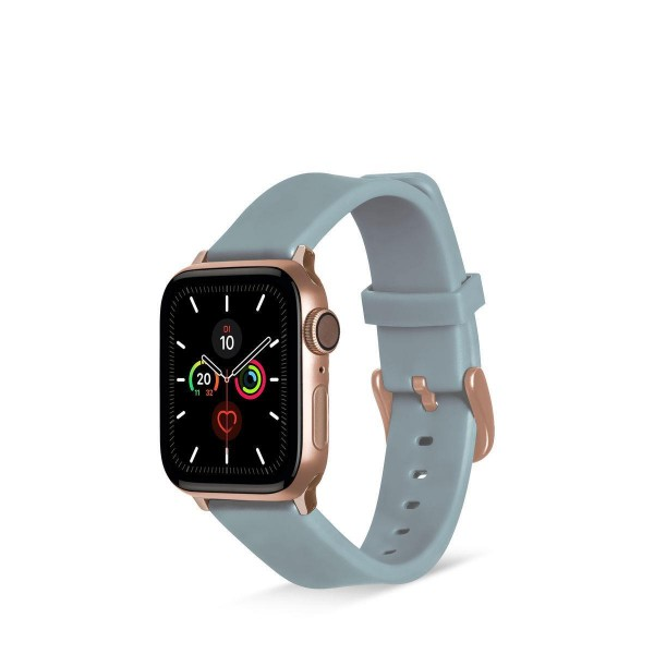 Artwizz WatchBand Silicone für Apple Watch 38/40mm - LightGrey