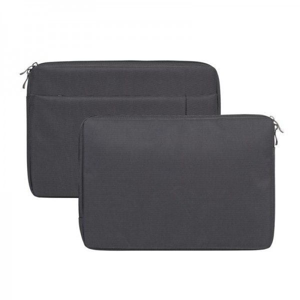 RivaCase 8203 Schwarz Laptop sleeve Central 13.3