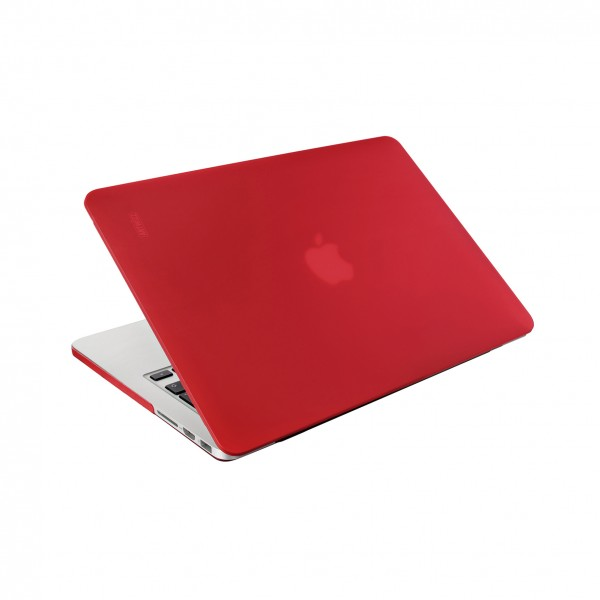 Artwizz Rubber Clip für Apple MacBook Pro mit Retina display 13 - Rot
