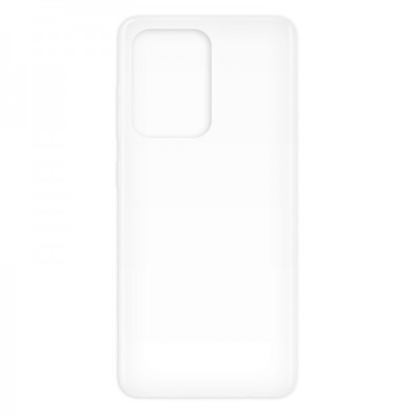 4-OK Ultra Slim 0.2 Case Schutz Hülle für Samsung Galaxy S20 Ultra - Transparent
