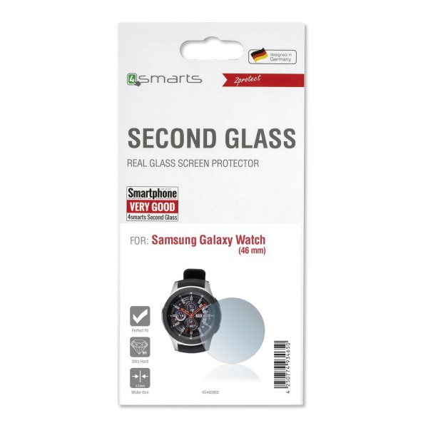 4smarts Second Glass für Samsung Galaxy Watch 46mm