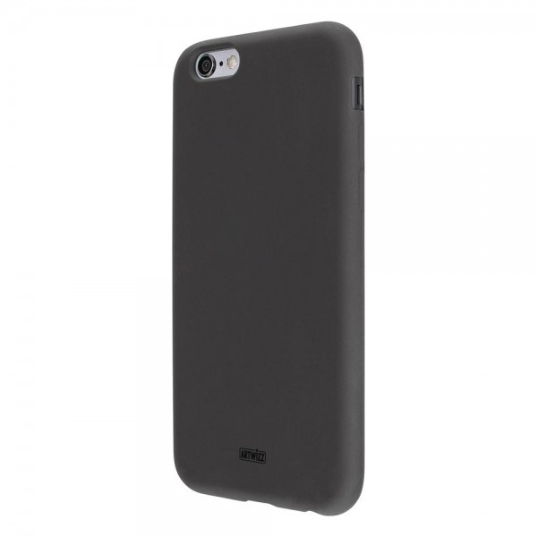 Artwizz SeeJacket Silicone für Apple iPhone 6 Plus in Schwarz
