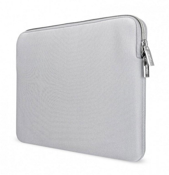 Artwizz Neoprene Sleeve für Apple MacBook 12 - Silber