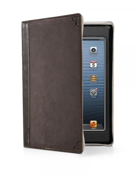 Twelve South BookBook für Apple iPad Mini in Vintage Braun