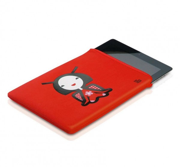 Pat Says Now Pouch Maiko-San für iPad (4693)