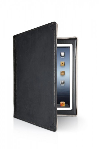 Twelve South BookBook für Apple iPad in schwarz